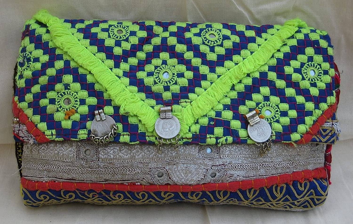 Jaipur Forever Women's Vintage Sari Fabric Clutch Bags- Clutch Bags At Online