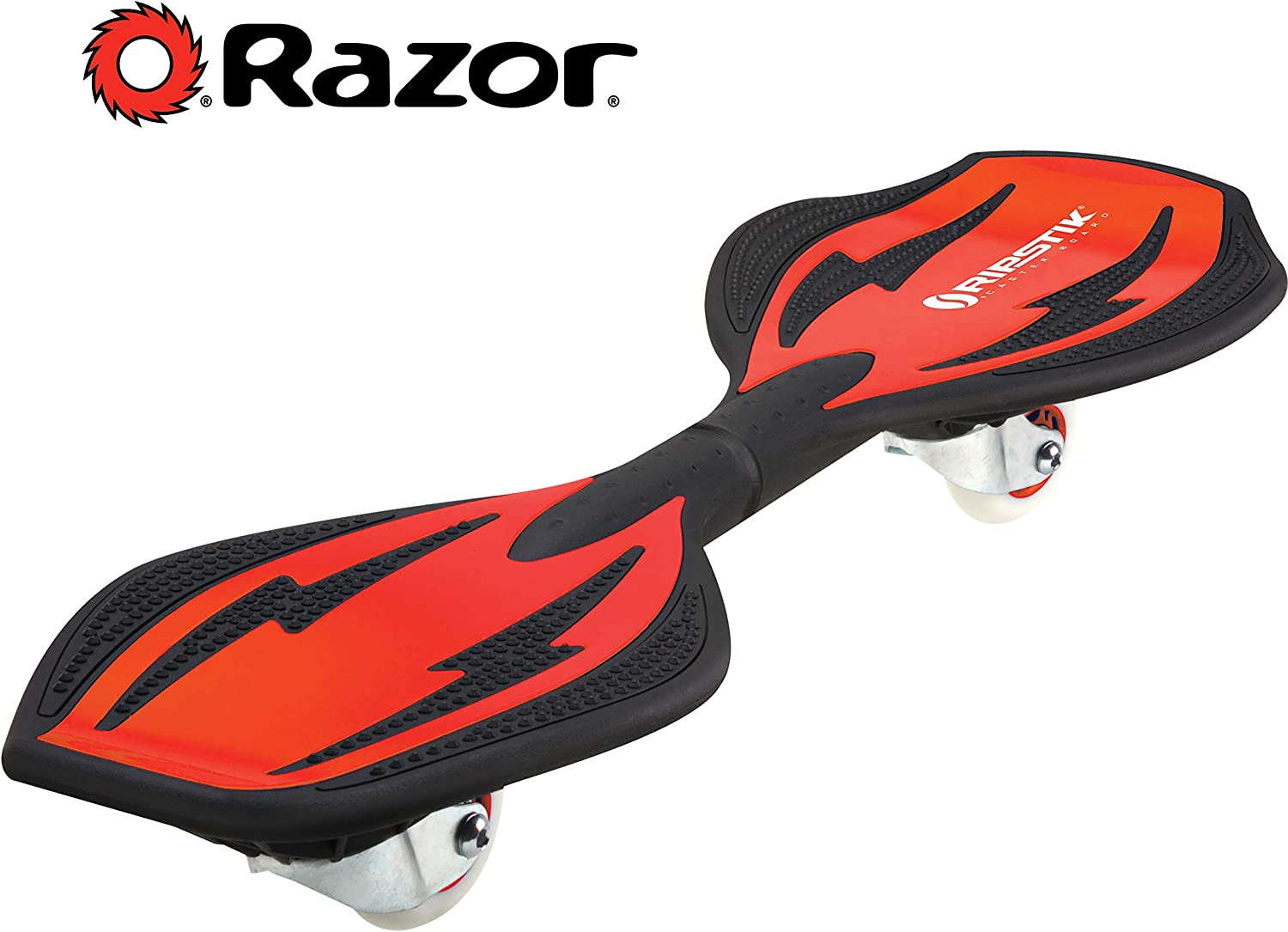 RipStik Ripster Caster Board Waveboard Red / US
