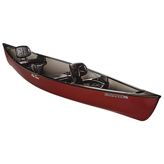 Old Town Saranac 146 Canoes & Kayaks Review