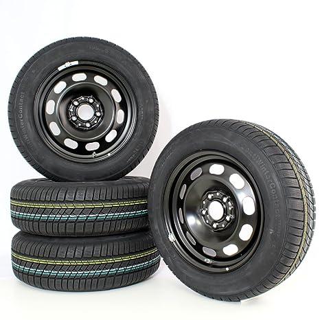 BMW Invierno Completo ruedas (Juego de 4) – Rueda de acero 12 negro 16