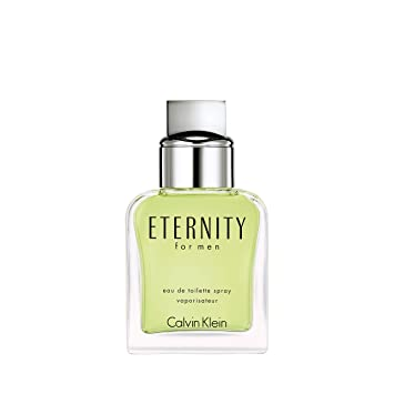 Amazoncom Calvin Klein Eternity For Men Eau De Toilette 10 Fl Oz