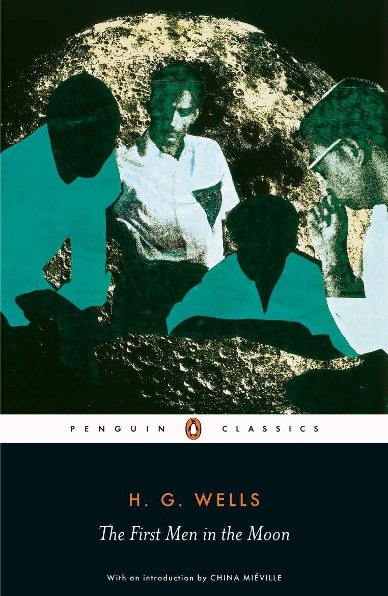 The First Men in the Moon (Inglese) Copertina flessibile – 31 mar 2005 H.G. Wells Steve McLean China Mieville Penguin Classics
