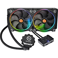 Cooler Tt Water 3.0 Riing Rgb 280 All-In-One LCS, Thermaltake, CL-W138-PL14SW-A