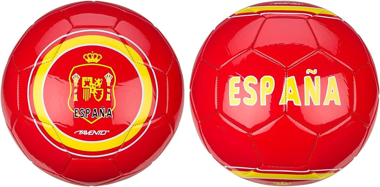 Schreuders Sr Deq Balon Futbol Glossy España, Adultos Unisex, Multicolor (Multicolor), Talla Única: Amazon.es: Deportes y aire libre