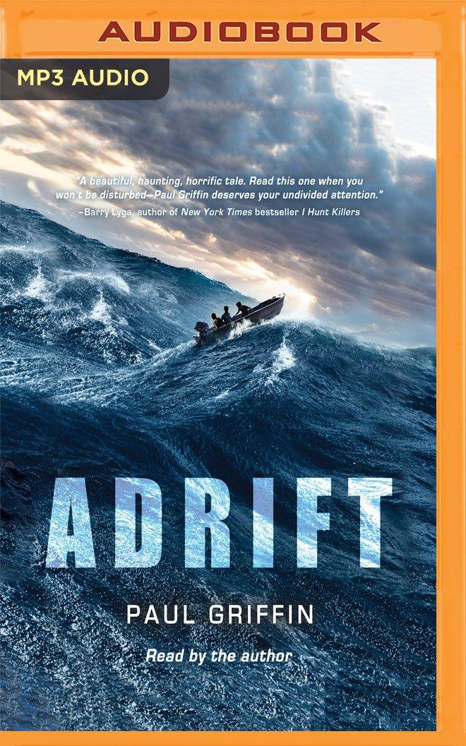 Amazon Adrift 0191091187821 Paul Griffin Books