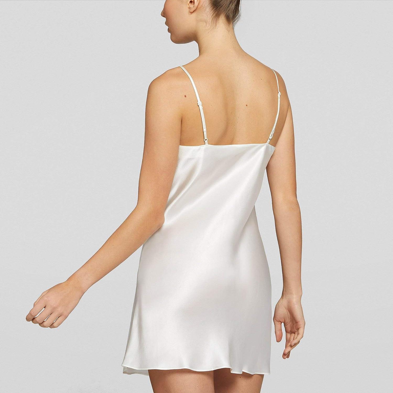 Abito Sottoveste Corta in Seta da Notte o per Intimo YAMAMAY/® Silk Touch