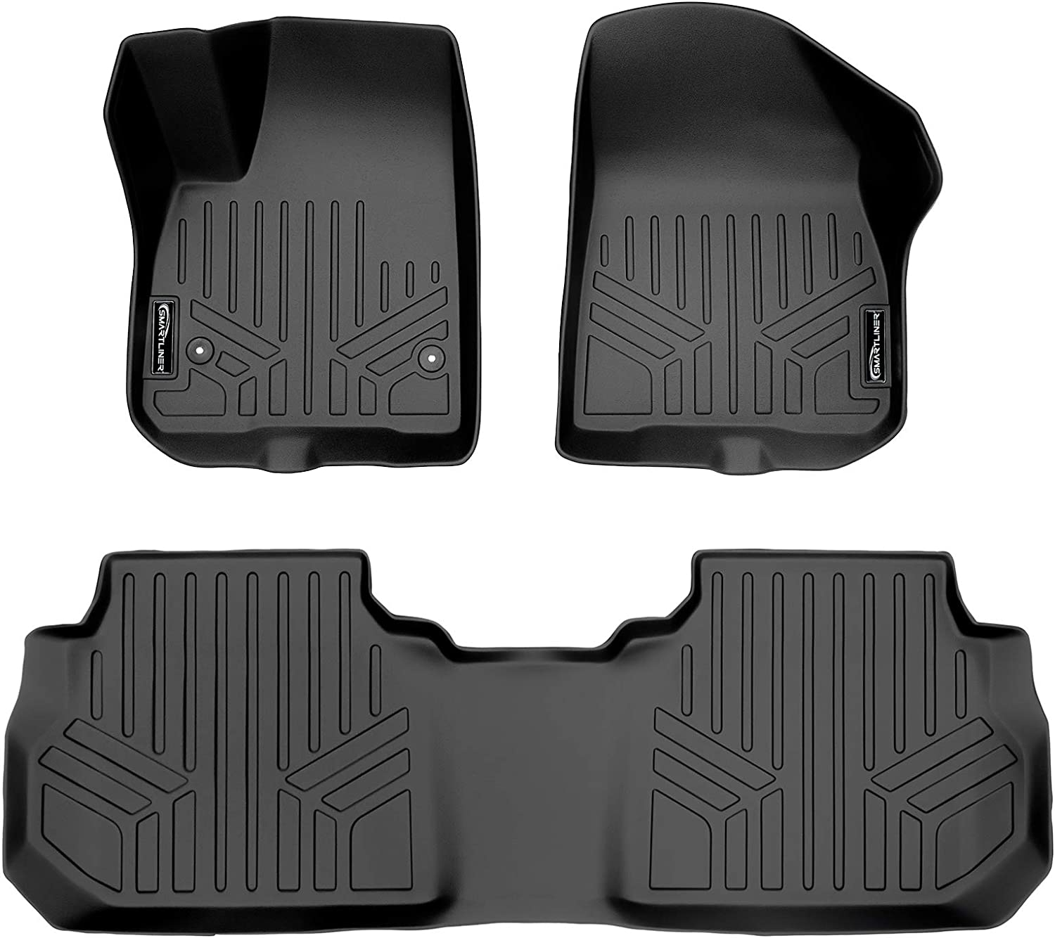 MAX LINER A0243/B0243 for 2017-2020 Cadillac XT5, Black
