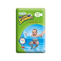 Huggies Little Swimmers Swim Pants Size 3-4 (7-15kg) - 12 pairs