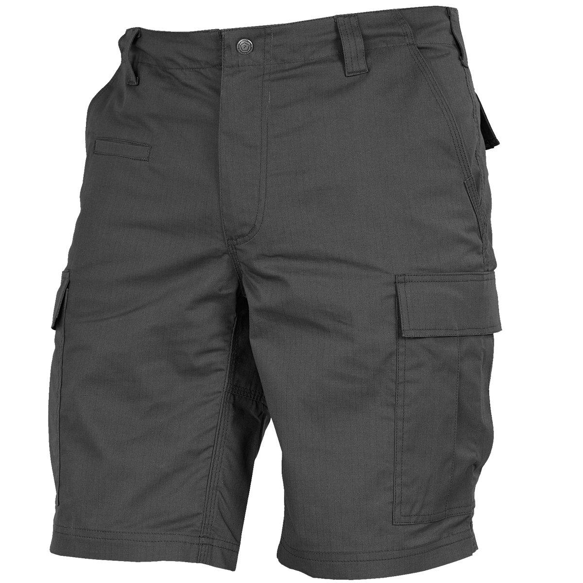 Pentagon Hombres BDU 2.0 Pantalones Cortos Cinder Gris: Amazon.es ...