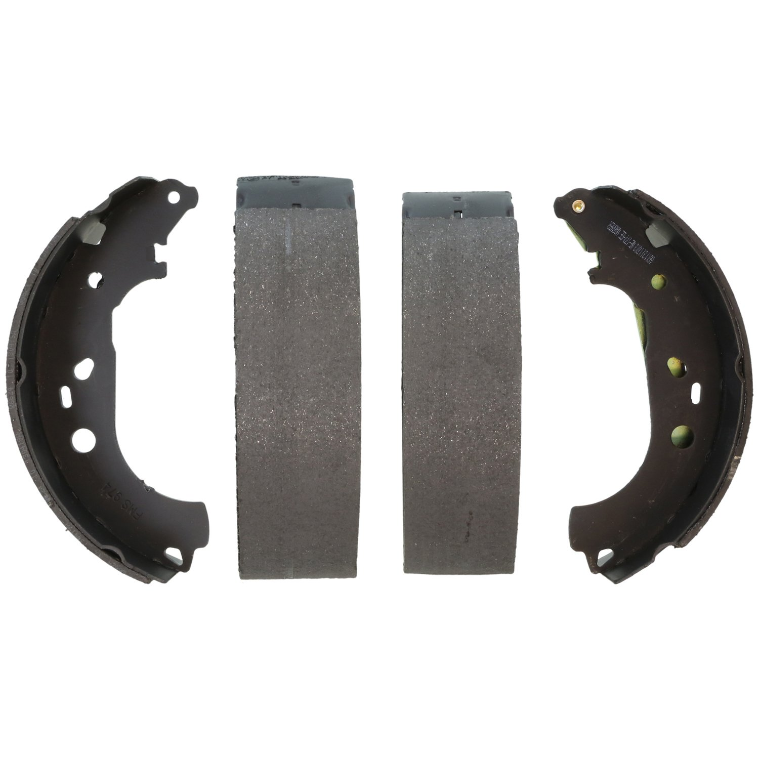 Wagner Z974 Brake Shoe Set, Rear