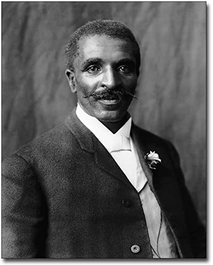graphic about Printable Picture of George Washington referred to as : George Washington Carver Portrait 1906 8x10