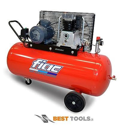 Compressore aria 270 Lt FIAC AB 300-598 T