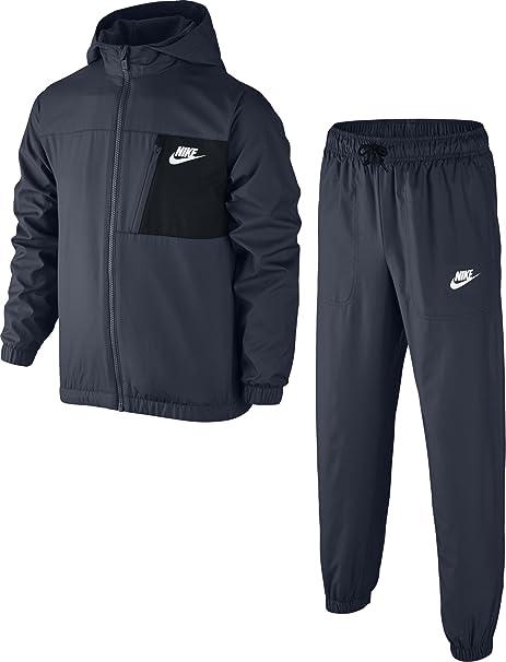 Nike B NSW TRK Suit Winger W Chándal, Niños: Amazon.es: Ropa y ...