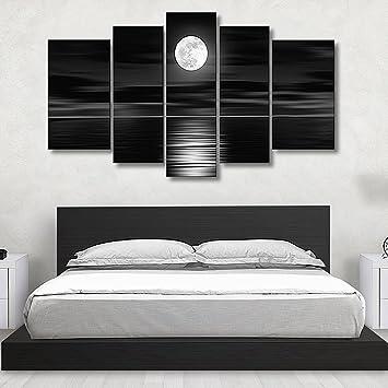 Lienzo moderno para pared (decoración, para dormitorio, arte, enmarcado,