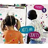 Arts and Crafts 4. (Anaya English) - 9788467878523