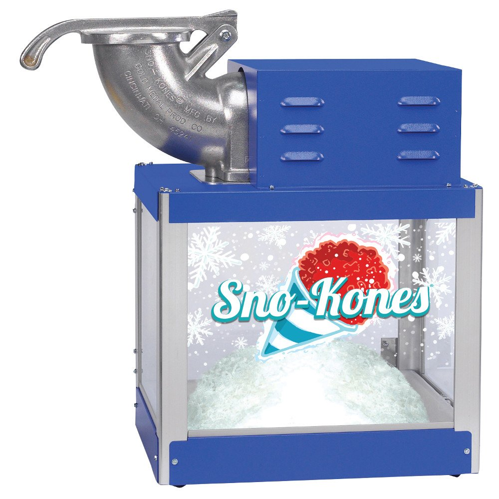 Global Solutions by Nemco GS1550 8 Ounce SNO-Kone Machine, Snow Cone Machine by Global Solutions by Nemco