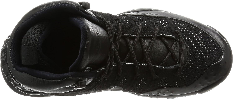 Nike 862512-001, Scarpe da Fitness Donna Nero Black Black Anthracite