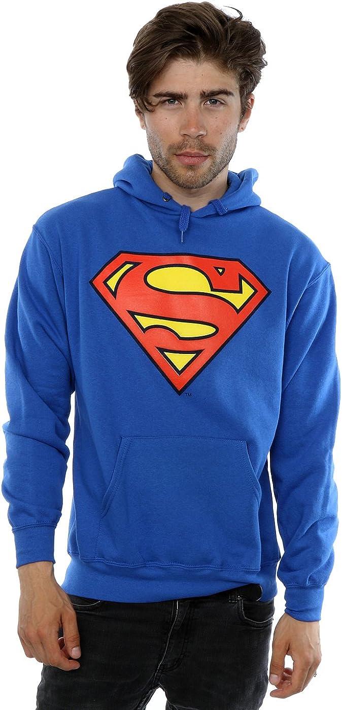 Superman Hombres Capucha