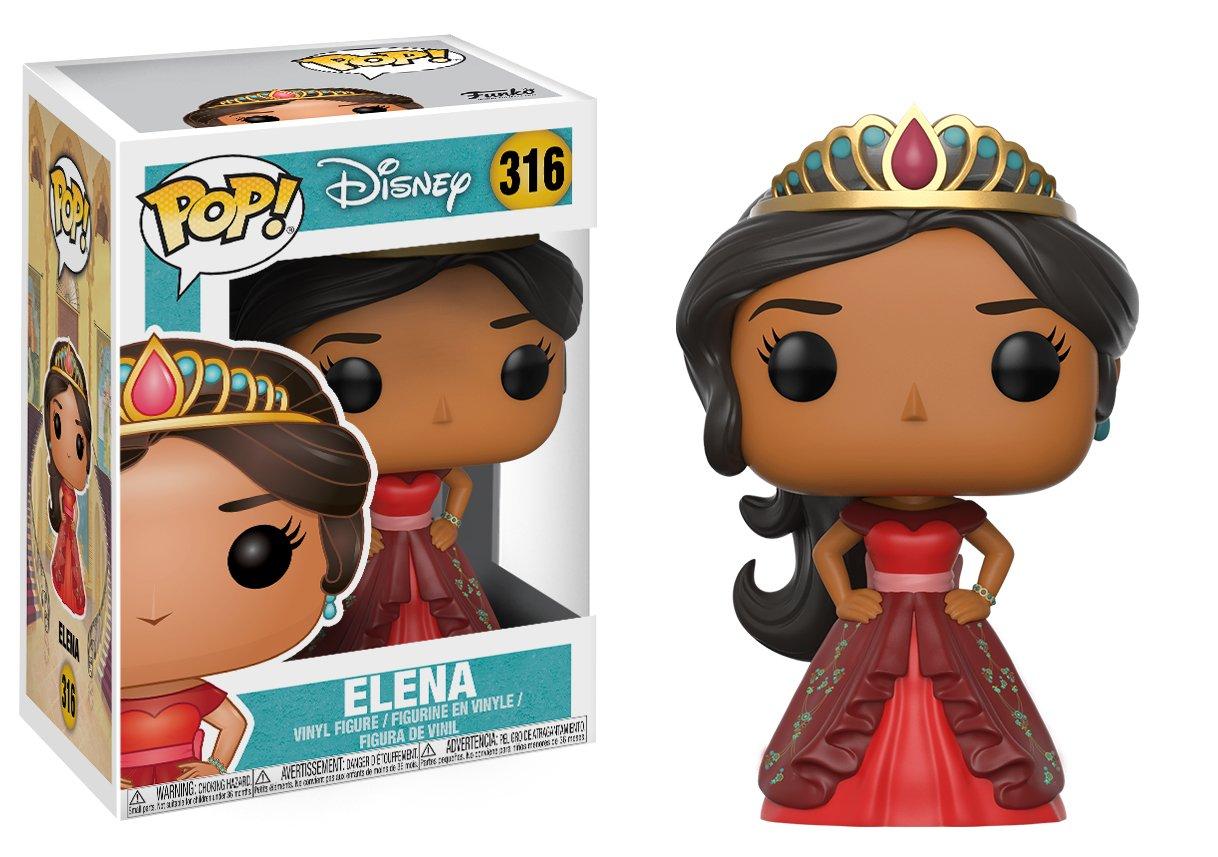 Funko POP Disney Elena of Avalor Elena Collectible Vinyl Figure 20365 Accessory Toys /& Games