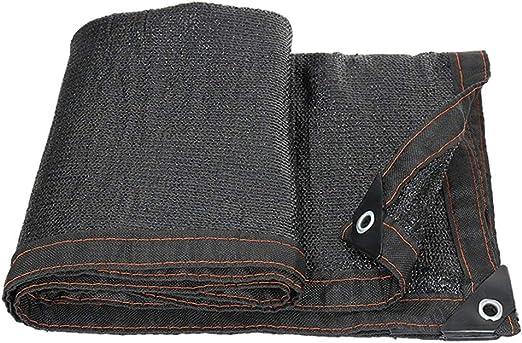 Red de protección solar, cubierta de pérgola negra, tela de la ...