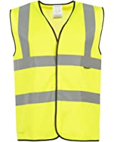 Dunlop Hi Vis Vest Junior