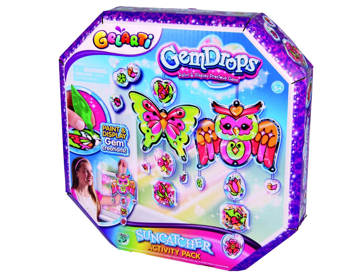 Giochi Preziosi - 8548 - Gelarti Gem Drops - Coffret Déco Suspension 14165