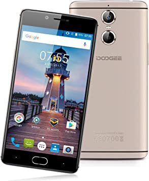 Doogee Shoot 1 - 4G Smartphone Libre Android 6.0 (Pantalla FHD 5.5 ...