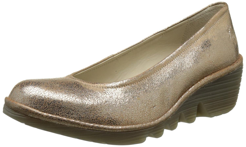 TALLA 37 EU. Fly London Pump, Zapatos de Tacón para Mujer