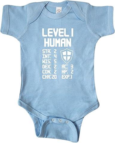 inktastic Level 1 Human Baby T-Shirt