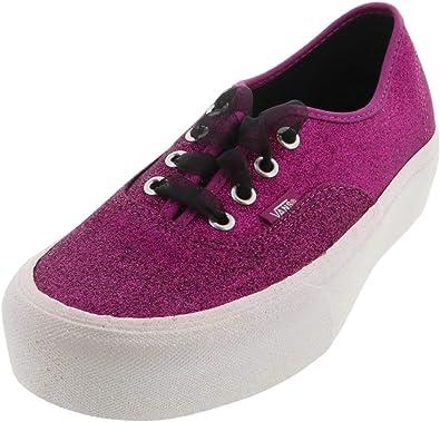 vans purpurina