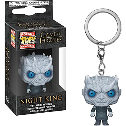 Amazon.com: Funko Night King: Game of Thrones x Pocket POP ...