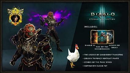 Diablo 3 - Eternal Edition for Nintendo Switch [USA]: Amazon.es ...