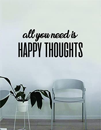 Amazoncom Chance The Rapper Happy Thoughts V2 Quote Decal Sticker