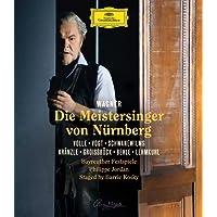 Wagner: Maestros Cantores de Nuremberg [Blu-ray]