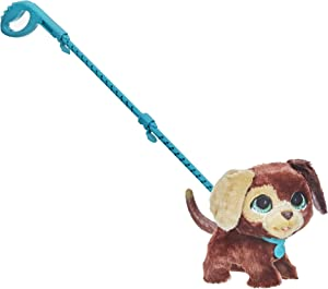FurReal FRR Walkalots Big Wags Interactive Puppy Toy, Fun Pet Sounds and Bouncy Walk, Ages 4 and up (F1996)