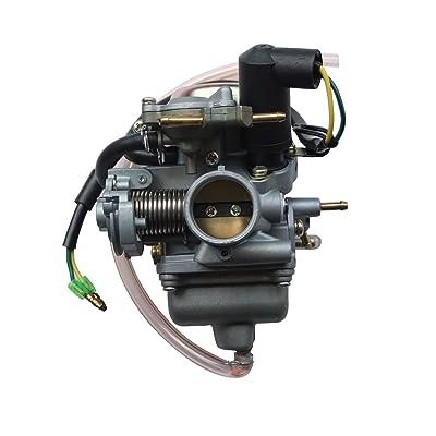 shamofeng Carburetor for Honda Elite CH 150 CH150 150D 1985 1986 1987: Automotive