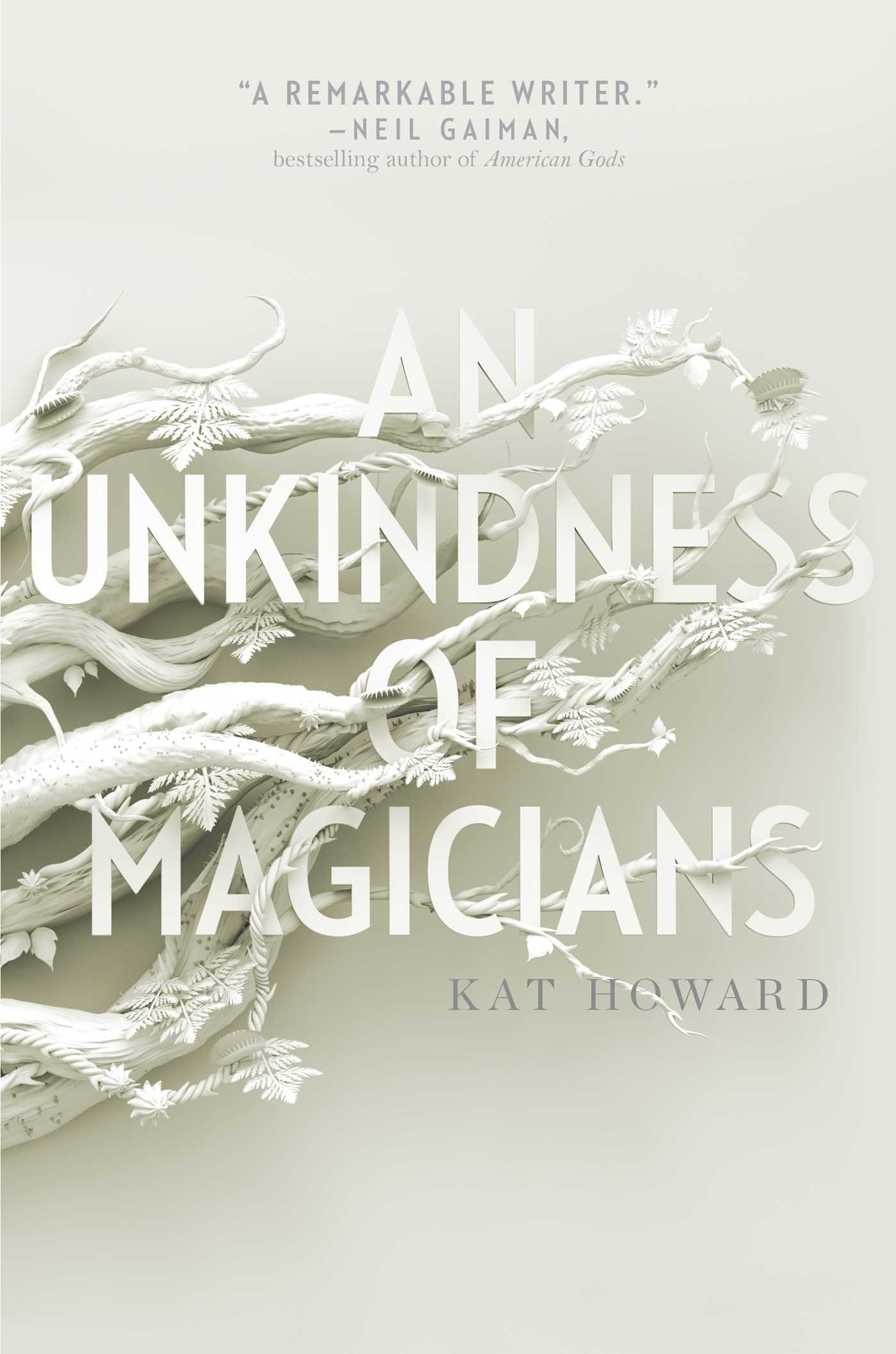 Image result for An Unkindness of Magicians by Kat Howard