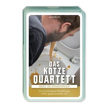 Quartettnet Quai031 Kotze Quartett Amazonde Spielzeug