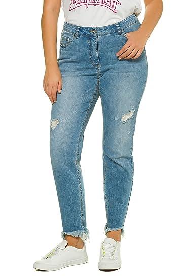 Womens Destroyed Boyfriend Jeans STUDIO UNTOLD Sale Brand New Unisex ugIQQ