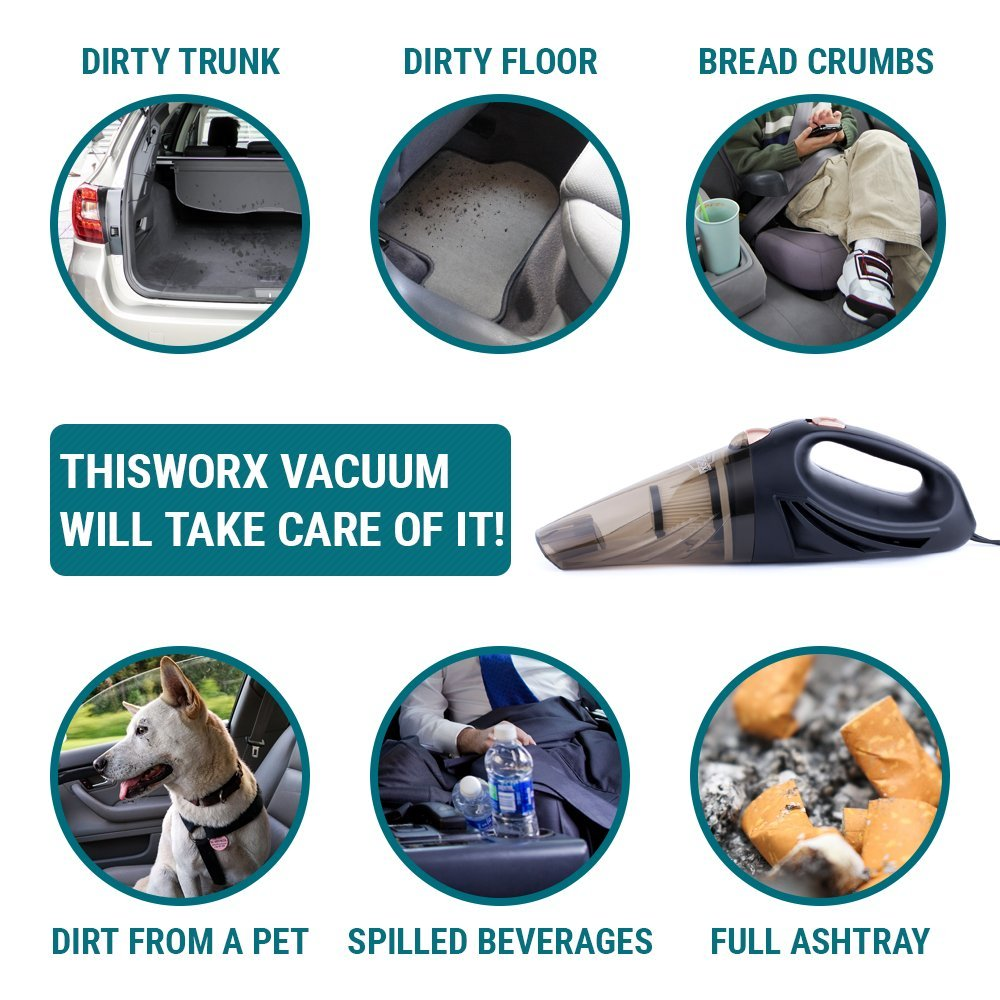 The 9 Best Car Vacuum Cleaners To Buy In 2020 10