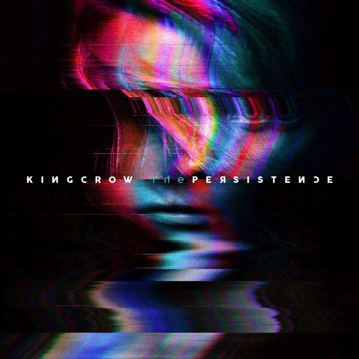 CD : Kingcrow - The Persistence (CD)