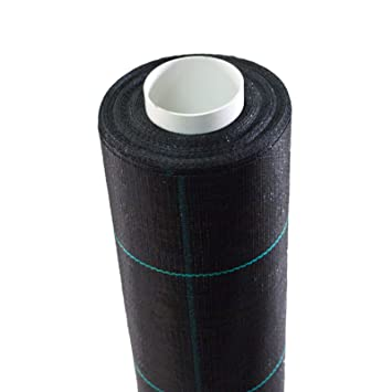 Berühmt Aquagart® 60m² Unkraut-Folie 2m breit Mulch-Vlies Bodengewebe I JL85