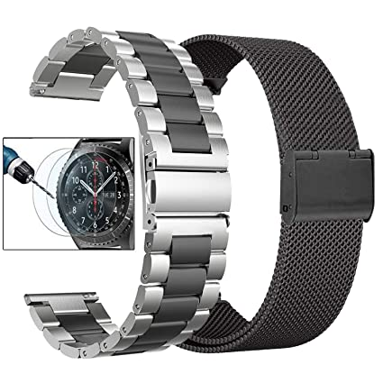 Amazon.com: Valkit Compatible Gear S3 Frontier/Classic Watch ...