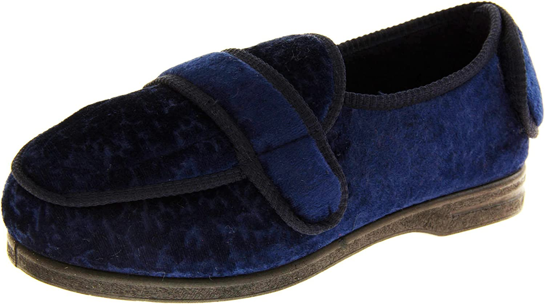 Coolers - Zapatillas de estar por casa de microvelvetón para mujer