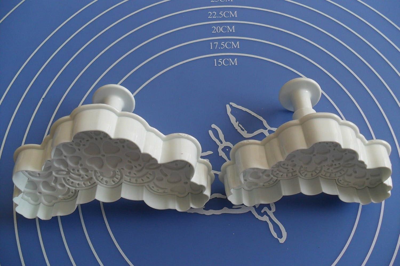 Cake design moule à gâteau pâtisserie Emporte-pièces Cartoon avec empreinte