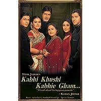Kabhi Khushi Kabhie Gham (2001) - Amitabh Bachchan - Shah Rukh Khan - Hrithik Roshan - Bollywood - Indian Cinema - Hindi Film [2002] [NTSC] [Edizione: Regno Unito]