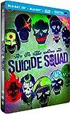 Suicide Squad - Édition Limitée SteelBook - Blu-ray 3D + 2D + DVD - DC COMICS [Blu-ray 3D + 2D + 2D Extended Edition + DVD + Copie digitale UltraViolet - Boîtier SteelBook]