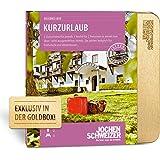 Jochen Schweizer Hotelgutschein KURZURLAUB für 2 | 3ÜN für 2 Personen | 1.600 Hotels | inkl. Geschenkbox