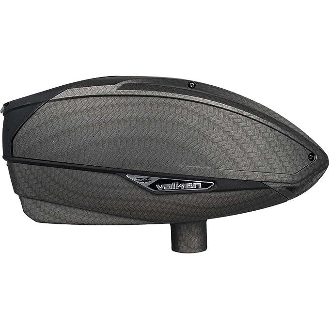 Amazon.com: Valken Paintball VSL Tournament Electronic Loader - Alloy Series - Carbon: Sports & Outdoors