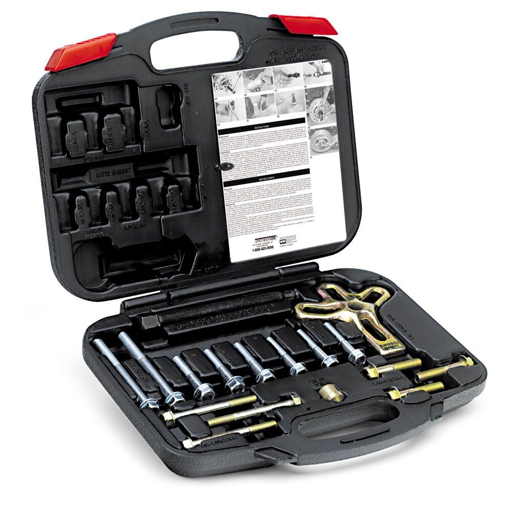 Powerbuilt Alltrade 648637 Kit 12 Harmonic Balancer Puller and Installer Tool Set